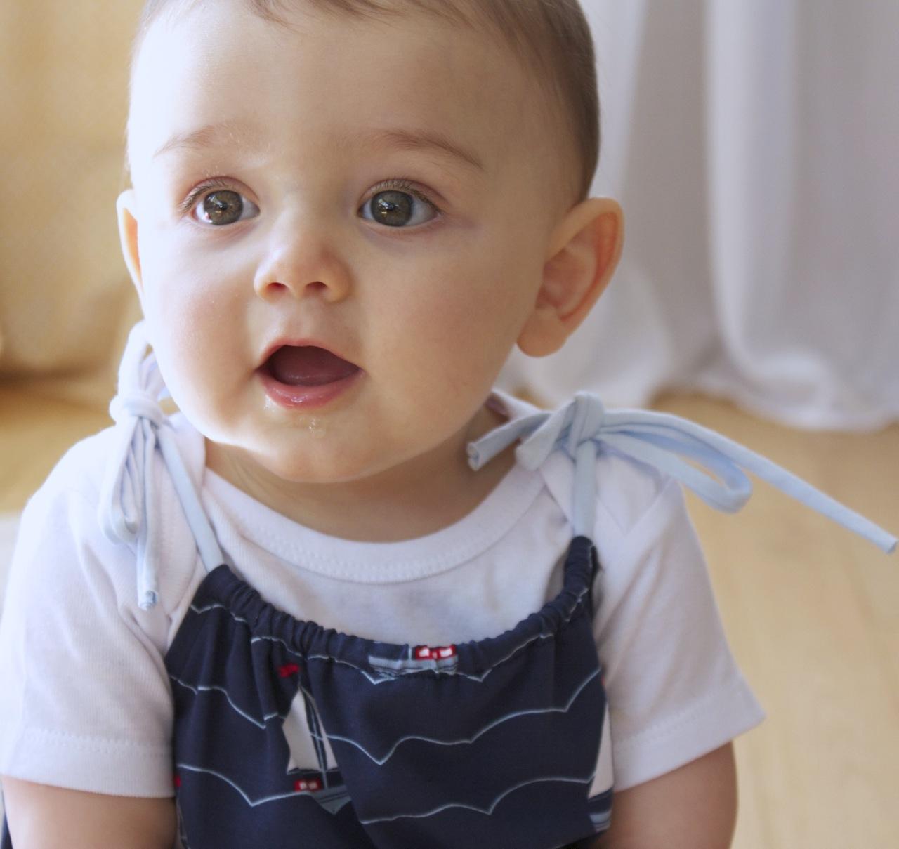 Bouille de bébé en Sacopette