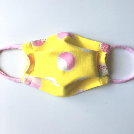 Masque textile enfant Bonbon
